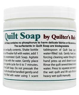 (Quilter's Rule QS2 Quilt Soap 8oz)