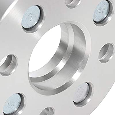 ROADFAR 2X 20mm 4x100mm to 4x100mm Wheel Spacers 4 Lug Compatible with 1986-2001 Acura Integra with 12x1.5 Studs: Automotive
