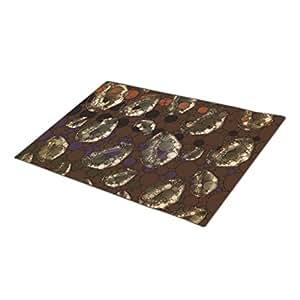 Hey U Bold Digital Dog Doormat