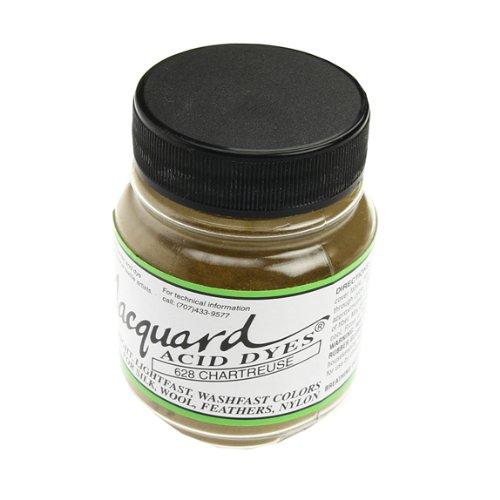 Jacquard Acid Dyes .5oz-Chartreuse Jacquard Products new