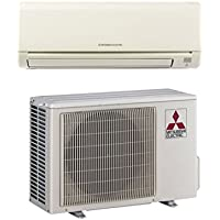 Mitsubishi - Mini Split Heat Pump Inverter - 9K - 9000 BTU - 18 SEER (9000 BTU)
