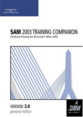 *CD Sam 2003 Offline Training