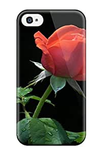 AnnaSanders Case Cover For Iphone 4/4s - Retailer Packaging Flower Earth Nature Flower Protective Case
