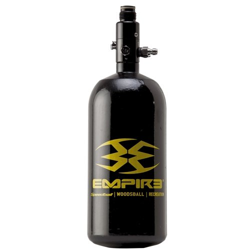 Paintball Compressed Air Tank 3000psi Empire 47 48ci Aluminum HPA / (Compressed Air Tank 4500 Psi)