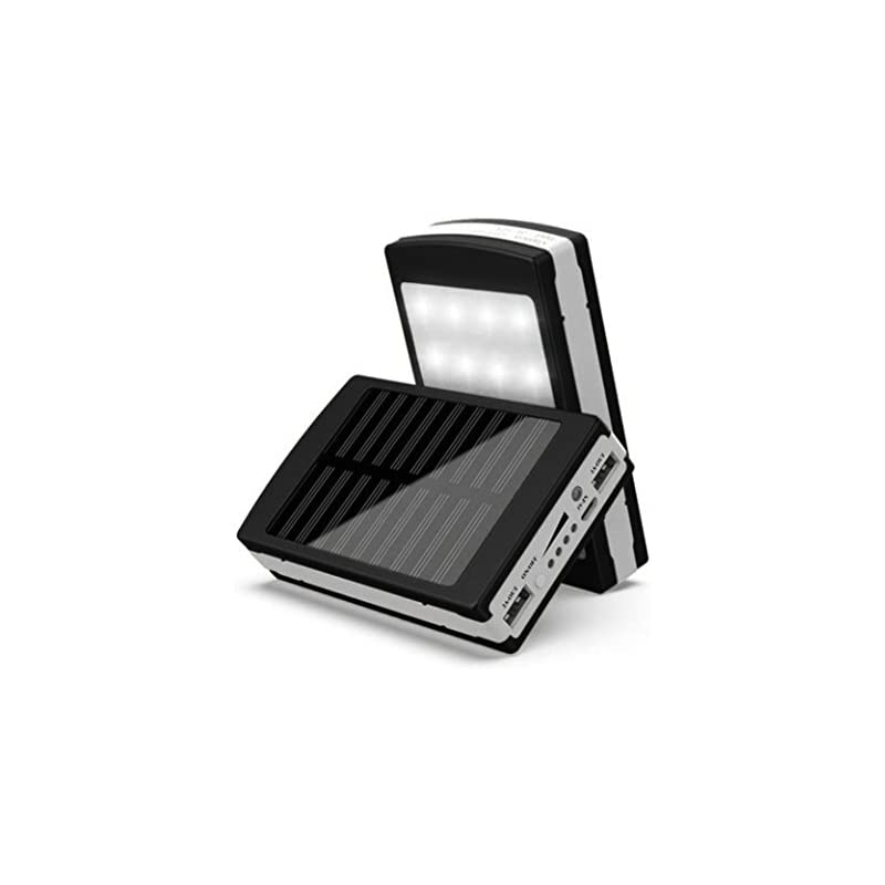 SUKEQ Solar Charger Case, DIY Waterproof
