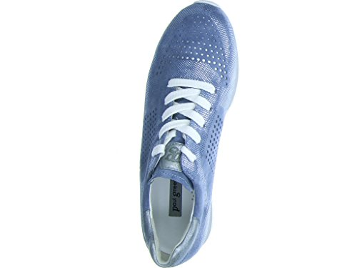 Paul Blau Green Donna Stringate Scarpe Z4ZrT
