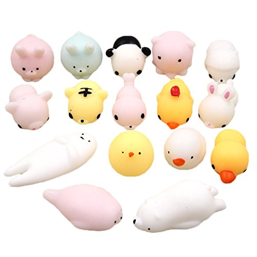 Best Selling Top Best 5 cute animal squishies from Amazon (2017 Review) : Product : BOOMSbeat