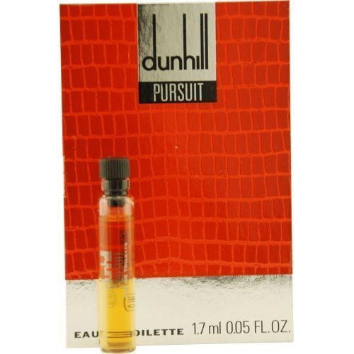 DUNHILL PURSUIT by Alfred Dunhill EDT VIAL ON CARD for MEN ---(Package Of 2)