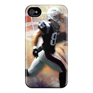 SherriFakhry Iphone 4/4s Protective Cell-phone Hard Cover Unique Design Beautiful New England Patriots Pictures [ffn3637cWbc]