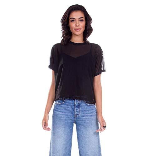 Camiseta Feminina Levis Pretty Mesh