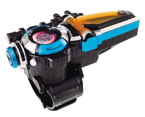 Power Ranger Tokumei Sentai Go Busters Go Busters Squadron Mission Buster Gear Series 01 Mo Fin Breath -