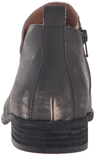 Boot Worn Como Corso Leather Women's Dynamite Black xOtx1wX