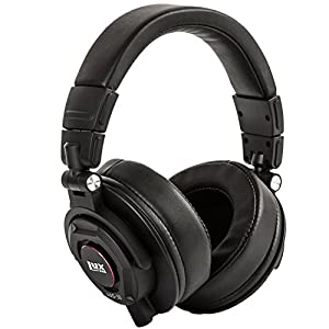 LyxPro HAS-30 Recording Headphones for Professional Studio and Home Entertainment