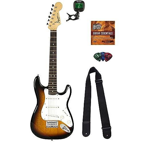 squier guitars amazon com