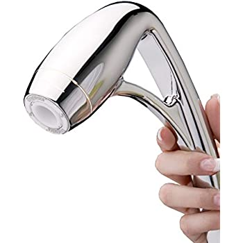 Plating Body Spa Shower Kit,Shower Head Increase Water Pressure,  Water Saving 30