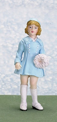 Dollhouse Miniature 1:12 Scale Abby Girl with Coat #T8244