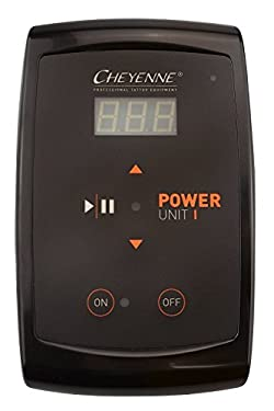 Cheyenne Tattoo Machine Power Supply PU1