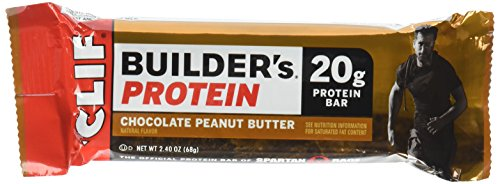 Clif Builder's Protein Bars - Chocolate Peanut Butter - 2.4 oz - 6 ()