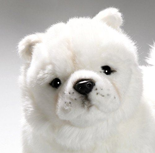 Amazon.com: Carl Dick Chow-Chow dog 10.5 inches, 27cm, Plush Toy, Soft Toy, Stuffed Animal 3394: Toys & Games