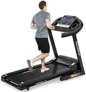 Famistar 3.5HP Folding Treadmill