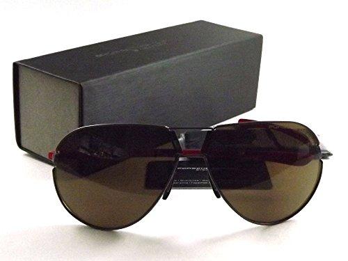 Porsche Design P8617 Sonnenbrille Dark Gun qqO6r8