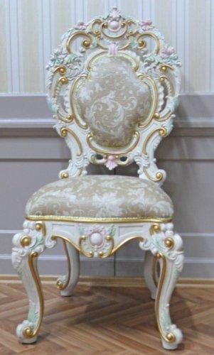 LouisXV Barocco sedia da pranzo barocco veneziano KeVp9979 ...
