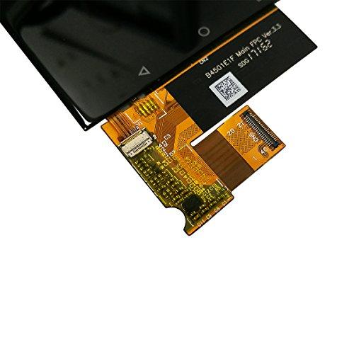 Litu Black LCD Display Touch Digitizer Screen Assembly Replacement for BlackBerry KEYone / DTEK70 / Dk70 by Litu (Image #4)