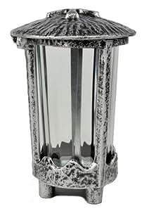Grab lámpara Baltasar (Nombre), color aluminio