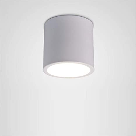 Luz de Techo Lámparas de Techo Estilo Nórdico Porche Luces ...