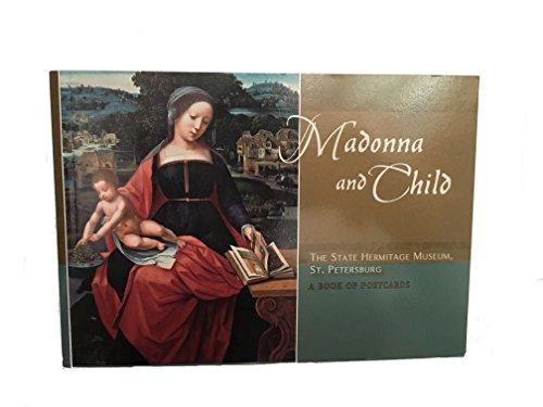 Postcard Madonna - Madonna and Child