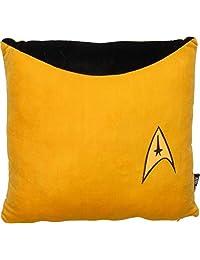 Star Trek Throw Pillow Captain Kirk Uniform