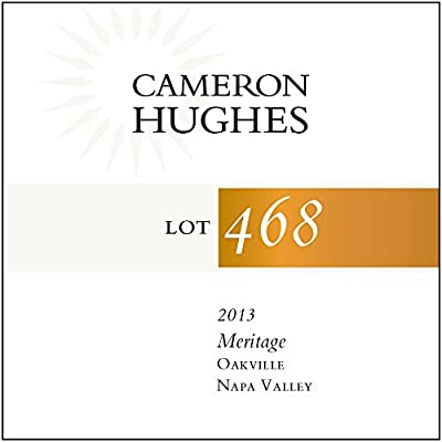 2013 Cameron Hughes Lot 468 Oakville Napa Valley Meritage 750 mL Wine