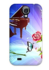 Quality Case Cover With Peaceful Scene Nice Appearance Compatible With Galaxy S4 7244250K92772249