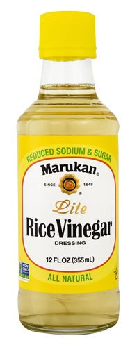 Marukan Vinegar Rice Vinegar Lite Dressing -- 12 fl oz - 2 pc