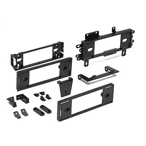 Metra 99-5510 Installation Multi-Kit for Select 1982-up Ford/Mercury/Jeep Vehicles (Black) ()