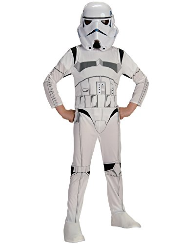 Rubies Star Wars Rebels Imperial Stormtrooper Costume, Child -
