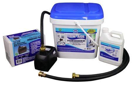 (J.C. Whitlam Flow-KIT Flow-Aide System Descaler Kit)