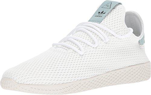 adidas Originals Men's Pharrell Williams Human Race White/White/Green 5.5 D US