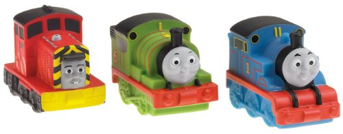 Fisher Price Thomas And Friends Bath Squirters (3 Pack, Styles May Vary) ()