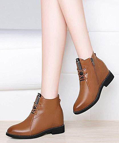 KPHY Damenschuhe Hang Ferse In Verschärfen Frauen - Schuhe Stiefel Stiefel Stiefel Die Mode - Stiefel Kurze Stiefel SAMT cm Hohen Absätzen. 8c0600