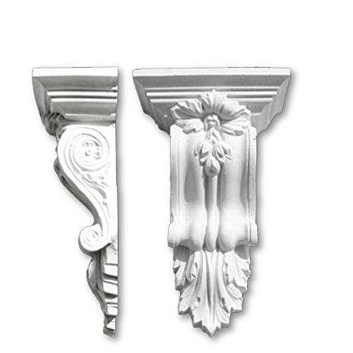 Plaster Corbel | Handcrafted - ED5 Cornice Covings Ltd