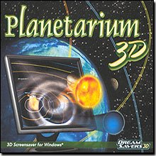 Planetarium 3D Screensaver by Dream Saver 3D