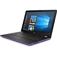 HP Notebook - 15-bw001ds, 15, AMD E2-9000E@1.5GHz, 4GB DDR4 RAM, 1TB HDD, Windows 10, in Purple (Certified Refurbished)