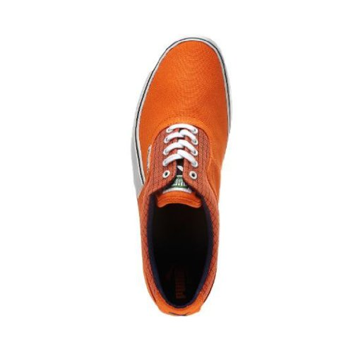 Puma Villian S hommes de Sneakers [354498–02]–Golden Poppy
