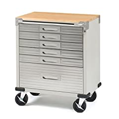 UltraHD 6-Drawer Rolling
