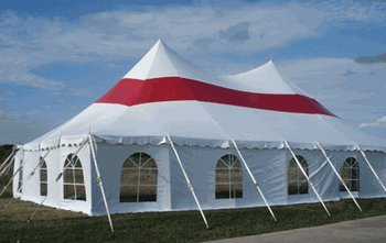 Mystique 40' X 60' High Peak Tension Party Tent