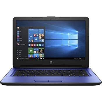 HP 14-am052nr W2M36UA Notebook PC - Intel Celeron N3060 1.6 GHz Dual-Core