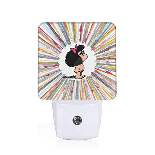 KMYUROOL Taste LED Table Lamp Toda Mafalda Button Portable Rechargeable LED Desk Lamp