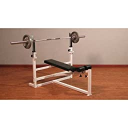 Yukon Fitness Big Bear Olympic Weight Bench
