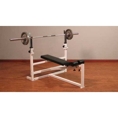 Big Bear Weight Bench by Yukon